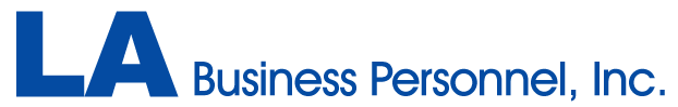 LA Business Personnel, Inc. - Matching Skilled Professionals with Temporary and Permanent Job Positions